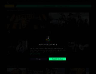 matingseason.channel4.com screenshot