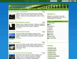 matkailijat.net screenshot