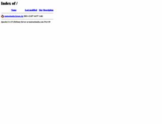 matraslandia.com screenshot