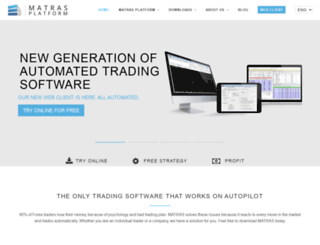 matrasplatform.com screenshot