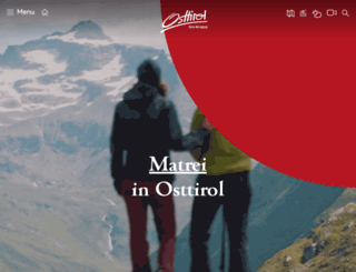 matreiosttirol.com screenshot