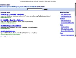 matress.sale screenshot