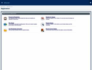 matricula.isil.pe screenshot