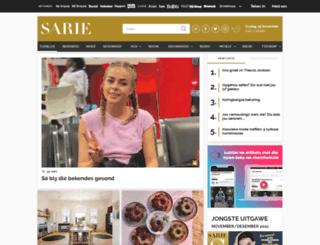 matriek.sarie.com screenshot