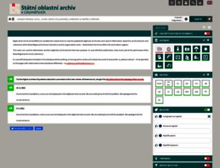 matriky.soalitomerice.cz screenshot