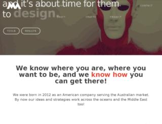 matrixadvertising.net screenshot