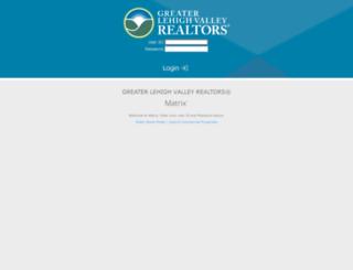 matrixmedia.lvar-mls.com screenshot