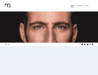 matteogracis.it screenshot