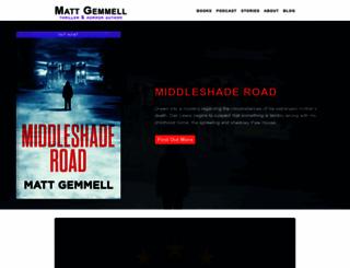 mattgemmell.com screenshot