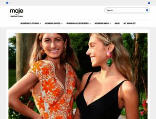 matthewcowie.com screenshot