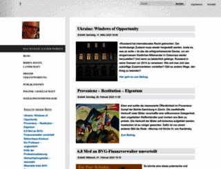 matthias-wiesmann.ch screenshot