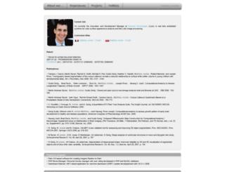 matthieu.jomier.com screenshot