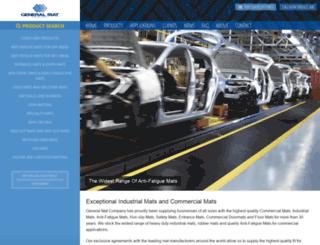 matting.com.au screenshot