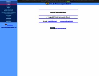 mattiolifp.it screenshot