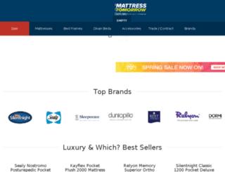 mattressguy.co.uk screenshot