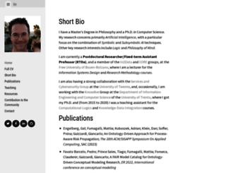 mattspace.net screenshot