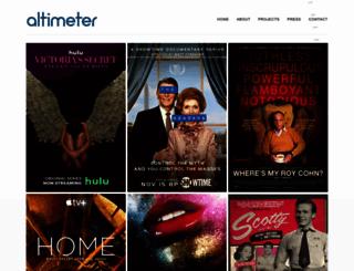 matttyrnauer.com screenshot