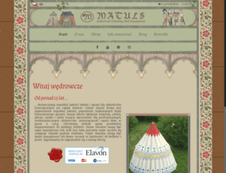 matuls.pl screenshot
