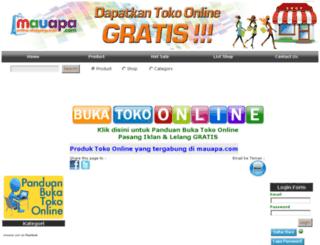 mauapa.com screenshot