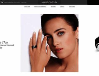mauboussin.com.sg screenshot