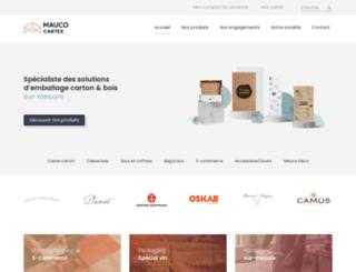 mauco.fr screenshot