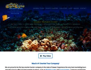 mauiclassiccharters.com screenshot