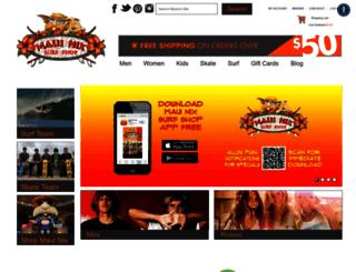 mauinix.com screenshot