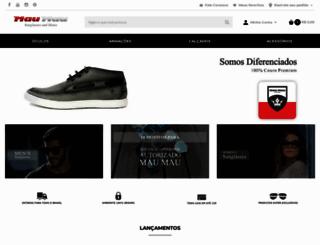 maumau.com.br screenshot