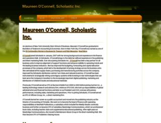 maureenoconnell9.webnode.com screenshot