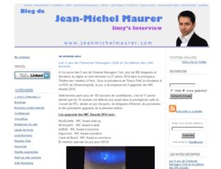 maurer.typepad.com screenshot