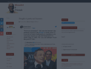 maurizioblondet.it screenshot