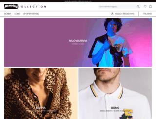 mauriziocollectionstore.com screenshot