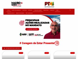 maurorubem.com.br screenshot