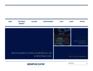 mavenofmemphis.com screenshot