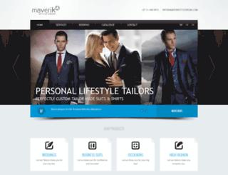 maverikstylewear.com screenshot
