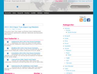 mavilim.net screenshot