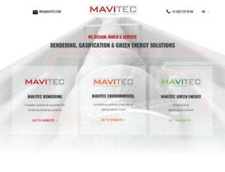 mavitec.com screenshot
