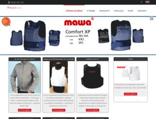 mawa.pl screenshot