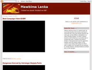 mawbima.blogspot.com screenshot