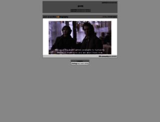 mawgoode.insanejournal.com screenshot