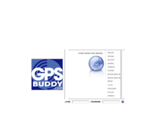 max.gps-buddy.com screenshot