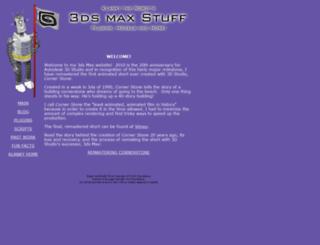 max.klanky.com screenshot