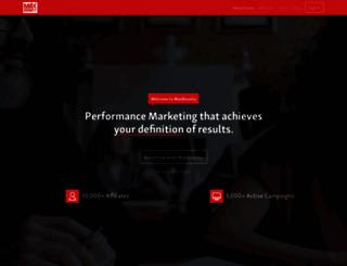 maxbounty.com screenshot