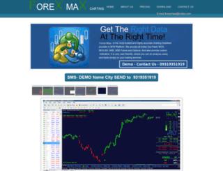 maxcharting.webs.com screenshot