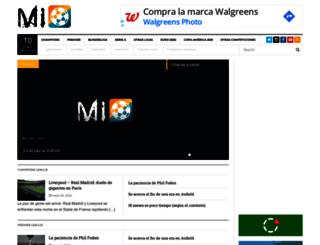 maxconn.marcadorint.com screenshot