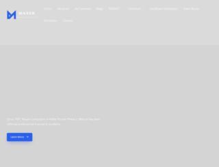 maxen.pro screenshot
