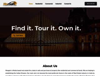 maxgainrealestate.com screenshot
