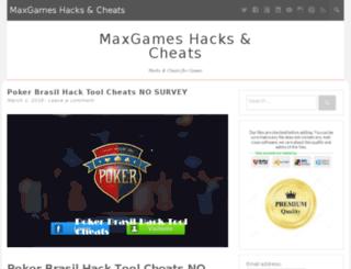 maxgames.name screenshot