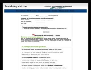 maxi--devis-artisans.annuaires-gratuit.com screenshot