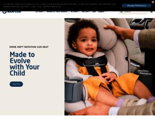 maxi-cosi.com screenshot